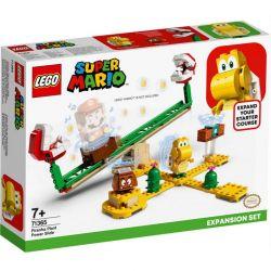 LEGO Super Mario - Megazjeżdżalnia Piranha Plant - zestaw rozszerzający