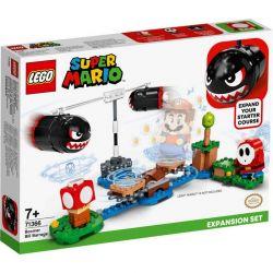 LEGO Super Mario - Ostrzał Banzai Bill - zestaw rozszerzający