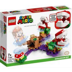 LEGO Super Mario - Zawikłane zadanie Piranha Plant - zestaw dodatkowy