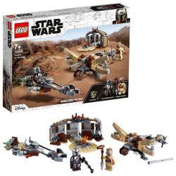 LEGO Star Wars - Kłopoty na Tatooine