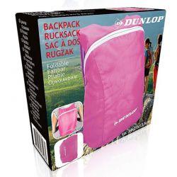 Dunlop - Pokrowiec peleryna na plecak (Różowy)