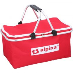 Alpina - Koszyk termiczny / chłodzący 25L