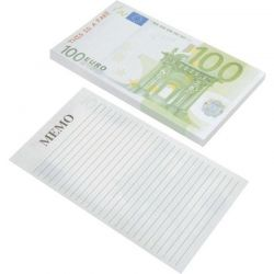 Topwrite - Notatnik Banknot 100 Euro