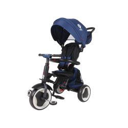 Qplay Rowerek Trójkołowy Rito Plus Blue