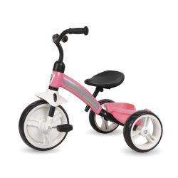 Qplay Rowerek Trójkołowy Elite Pink
