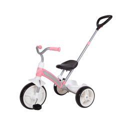 Qplay Rowerek Trójkołowy Elite Plus Pink