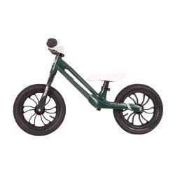 Qplay Rowerek Biegowy Racer Green