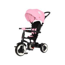 Qplay Rowerek Trójkołowy Rito Pink