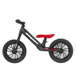 Qplay Rowerek Biegowy Racer Black/Red
