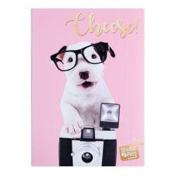 Studio Pets - Album fotograficzny na 36 zdjęć 10x15cm (różowy)