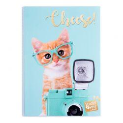 Studio Pets - Album fotograficzny na 36 zdjęć 10x15cm (niebieski)