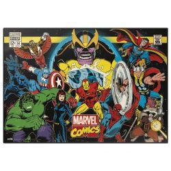 Marvel - Mata gamingowa / na biurko Retro