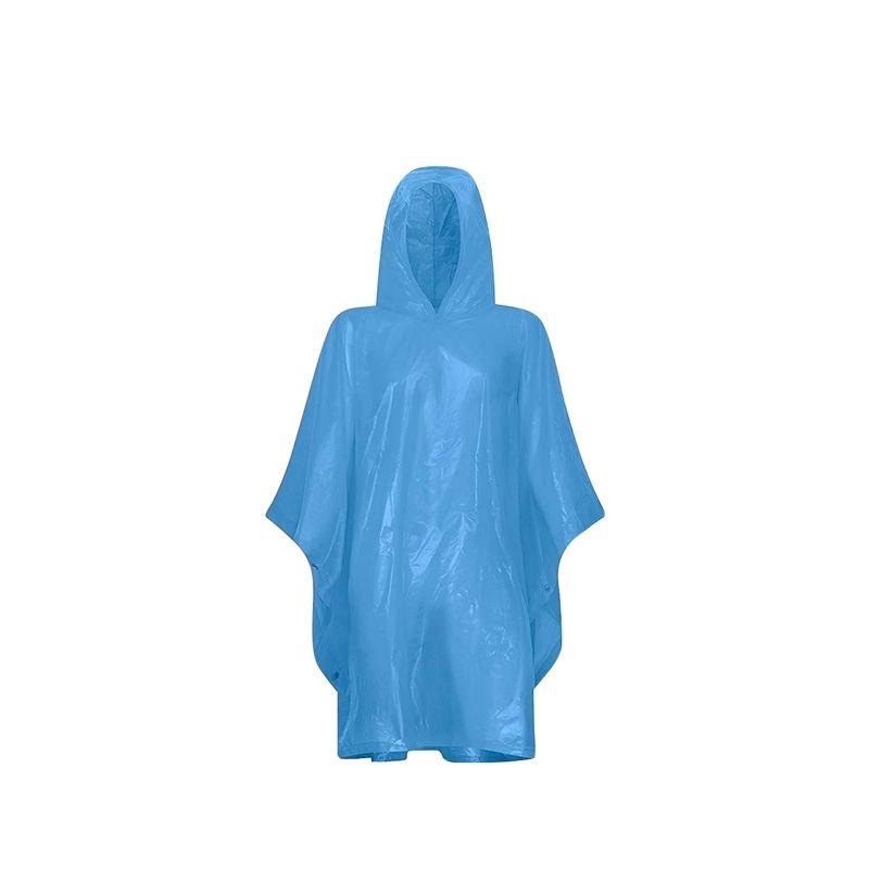 Lifetime - Poncho / peleryna przeciwdeszczowe (Niebieski)