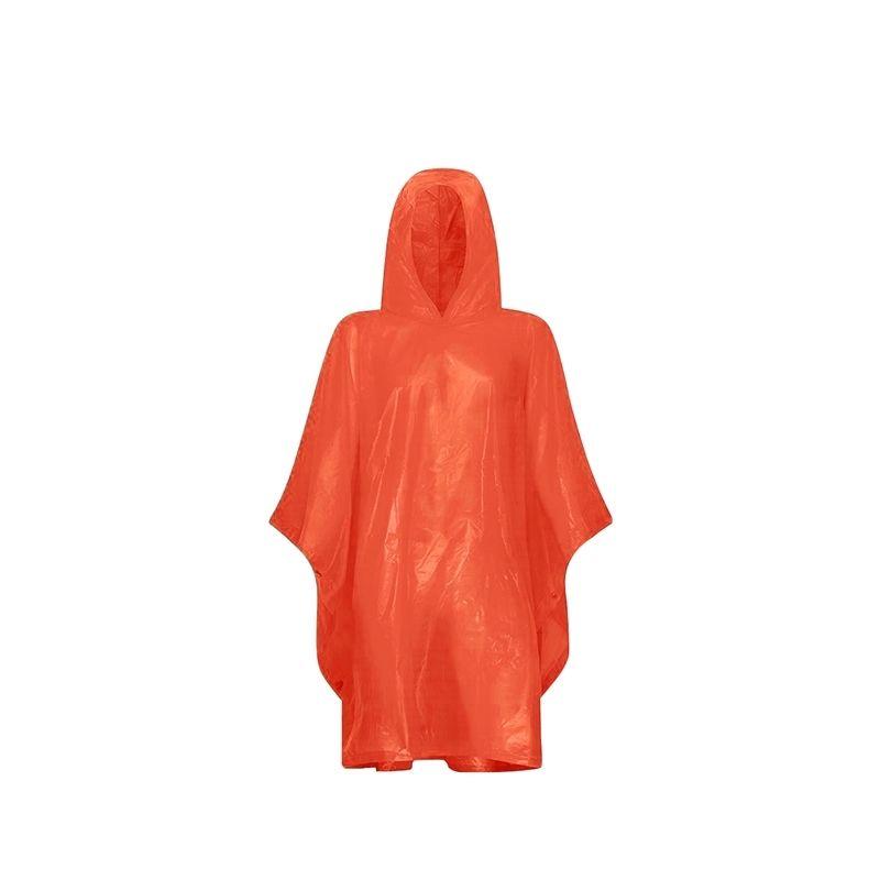 Lifetime - Poncho / peleryna przeciwdeszczowe (Pomarańczowy)