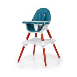 Milly Mally Krzesełko do karmienia 2w1 Malmo Dark Green