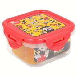 Mickey Mouse - Lunchbox / hermetyczne pudełko śniadaniowe 290ml