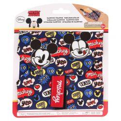 Mickey Mouse - Wielorazowa owijka śniadaniowa