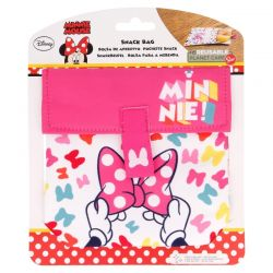 Minnie Mouse - Wielorazowa torba lunchowa