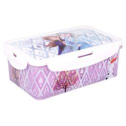 Frozen 2 - Lunchbox / pudełko śniadaniowe z wyjmowanymi przedziałkami 1190ml