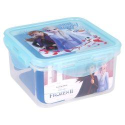 Frozen 2 - Lunchbox / hermetyczne pudełko śniadaniowe 730ml