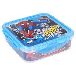 Spiderman - Lunchbox / hermetyczne pudełko śniadaniowe 750ml