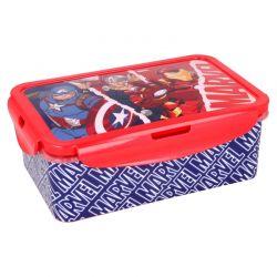 Avengers - Lunchbox / pudełko śniadaniowe z wyjmowanymi przedziałkami 1190ml