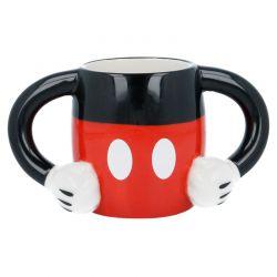 Mickey Mouse - Kubek ceramiczny 3D 340 ml
