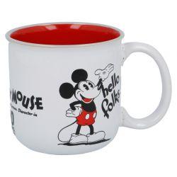 Mickey Mouse - Kubek ceramiczny 400 ml