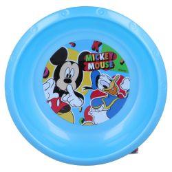 Mickey Mouse - Miseczka (niebieski)