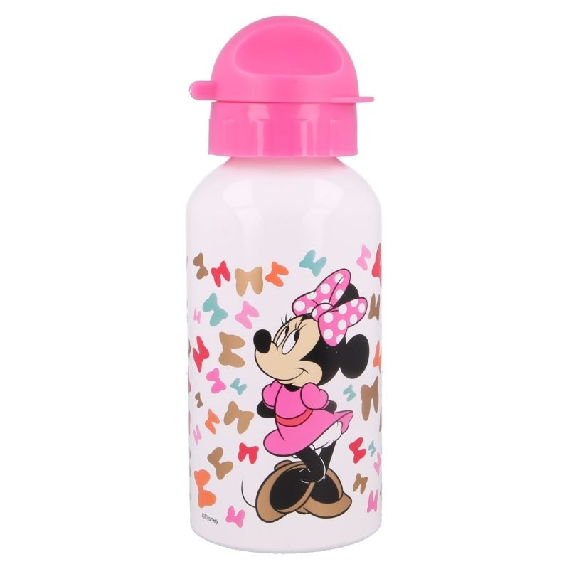 Minnie Mouse - Butelka aluminiowa 500 ml