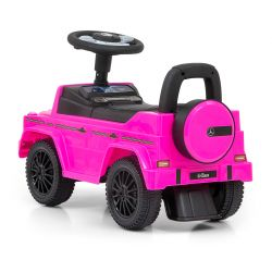 Milly Mally Pojazd MERCEDES G350d Pink S