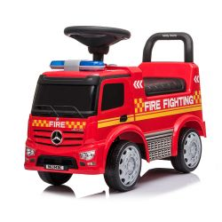 Milly Mally Pojazd MERCEDES ANTOS - FIRE TRUCK