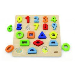 Puzzle sorter kształtów...