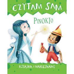 Czytam sam. Pinokio....